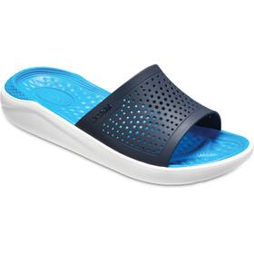 Crocs LiteRide - Sandales - bleu/turquoise